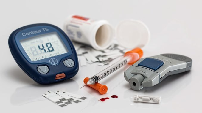 Diabetic risk for psoriasis sufferers.