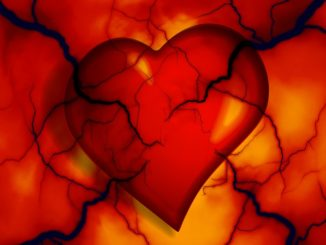 People with psoriasis are more likely to have heart disease.