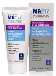 MG217 Psoriasis Cream Review