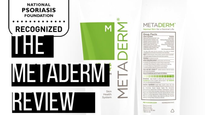 MetaDerm Psoriasis Cream Review